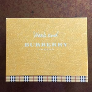 Other - Burberry Gift Box